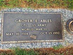 Grover Ezekiel Ables