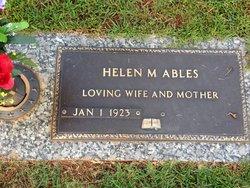 Helen Mae <i>Magness</i> Ables
