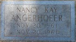 Nancy Kay Angerhofer