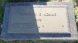Carolyn E Adams