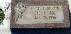 Alice J. Buntin
