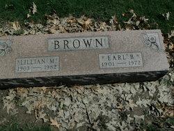 Lllian Marie <i>Struchen</i> Brown