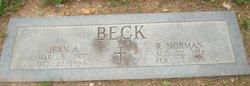 Jean A Beck