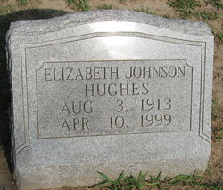 Elizabeth <i>Johnson</i> Hughes