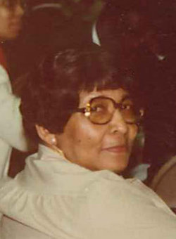 Virginia Mae Taylor