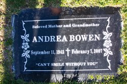 Andrea Jean Bowen