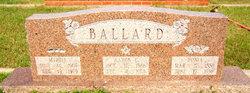 Donia <i>Boles</i> Ballard
