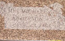 Jon Michael Anderson