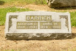 Addison Daniel Barrick