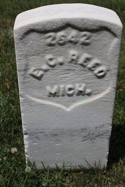 Pvt Elisha C. Reed