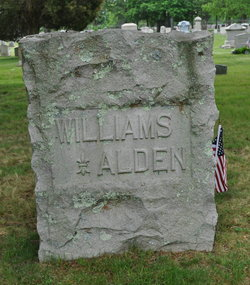 Maybelle Grace <i>Williams</i> Alden