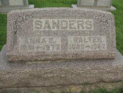 Anna Elizabeth <i>Sloan</i> Sanders