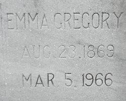 Emma Green <i>Gregory</i> Veal