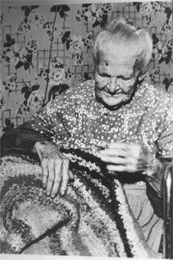 Quindora Frances Fannie <i>Routh</i> Baker