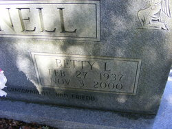 Betty L. Connell