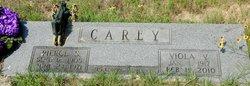 Viola Virginia <i>Officer</i> Carey
