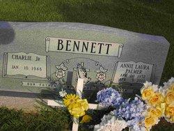 Annie Laura <i>Palmer</i> Bennett