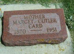 Margaret B <i>Cutler</i> Card