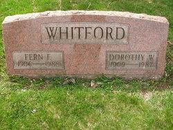 Fern Floyd Whitford