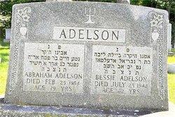 Bessie Beckie <i>Roetzeiden/ Rosenside</i> Adelson