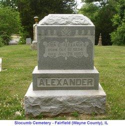 John C. Alexander