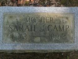 Sarah Joanna Sadie <i>Fleming</i> Camp