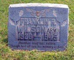 Franklin R. Wilson
