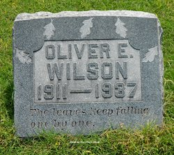 Oliver E. Wilson