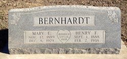 Marie Elizabeth Mary <i>Hill</i> Bernhardt