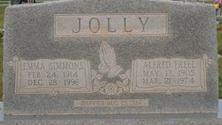Emma <i>Simmons</i> Jolly