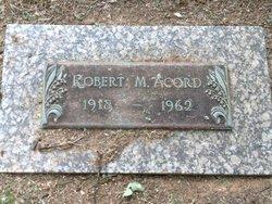 Robert M. Acord