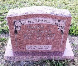 Harrison L Chapman
