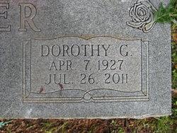 Dorothy <i>Glascock</i> Butler
