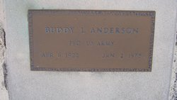 Buddy L. Anderson