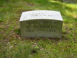 Ruth <i>Luetkemeyer</i> Robishaw