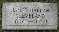 James Harlan Cleveland, Jr
