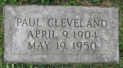 Paul Cleveland