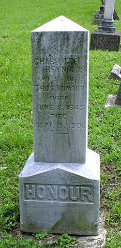 Charlotte <i>Reynolds</i> Honour