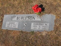 Gilbert Burleson