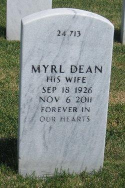 Myrl Dean Bedunah