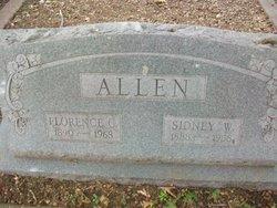 Annie Florence <i>Grimes</i> Allen
