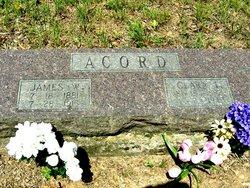 James M Jim Acord