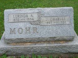 John Charles Mohr