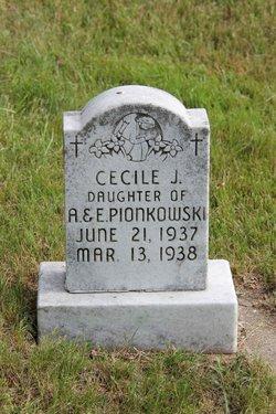 Cecile J Pionkowski