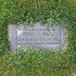 Ethel Viola <i>Luke</i> Bills