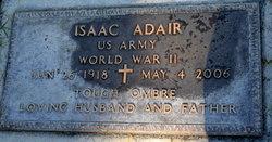 Isaac Buddy Adair