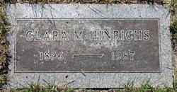 Clara Marie <i>Schwartau</i> Hinrichs