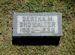Bertha May <i>Million</i> Showalter
