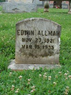 Edwin Allman