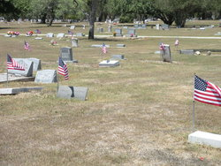 Gonzales City Cemetery Church St Section